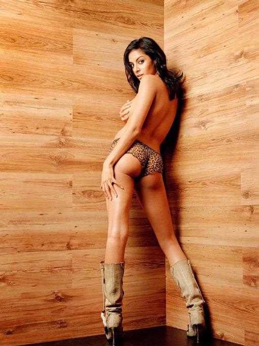 Коллин Фернандес - самая сексуальная немка