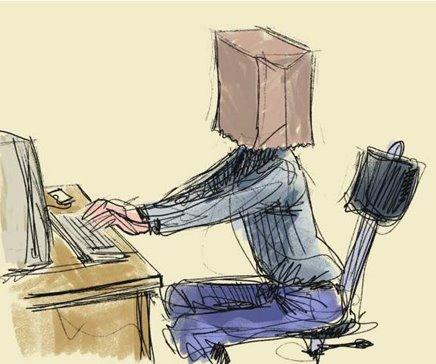 Анонимус Обнаженный: интимный портрет форчан-куна