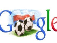 Google перепутал цвета российского триколора