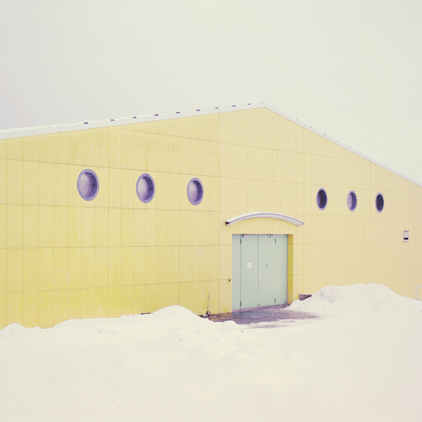 """Фотограф Matthias Heiderich серия """"Snow Blind"""""""