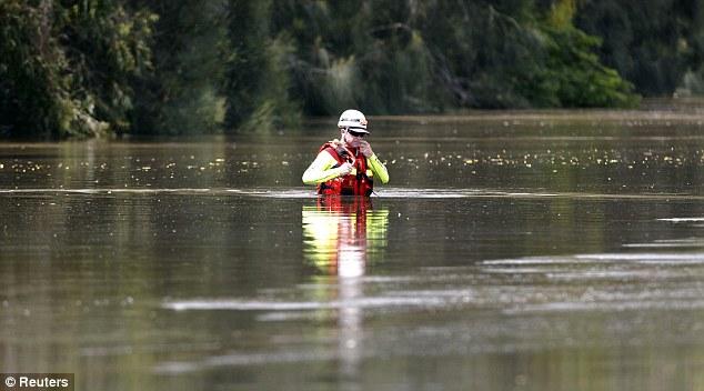 Наводнение в Австралии (еще фото)