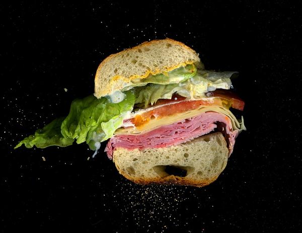 Сэндвичи + сканер