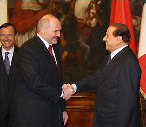 Рим выступил в поддержку Лукашенко