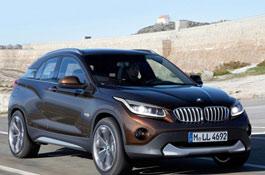 BMW X0 может появиться уже в 2011 году