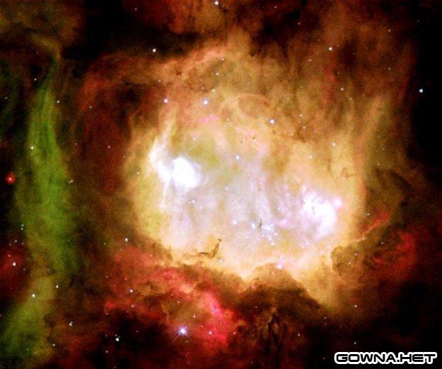 Вселенная в цвете