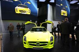 Глава Mercedes-Benz подтвердил запуск в серию электрического суперкара