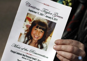 Органы погибшей при стрельбе в Аризоне девочки спасли жизнь другому человеку