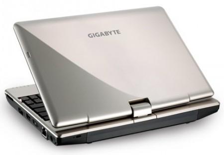 T1005P – весьма оригинальный Netbook от Gigabyt