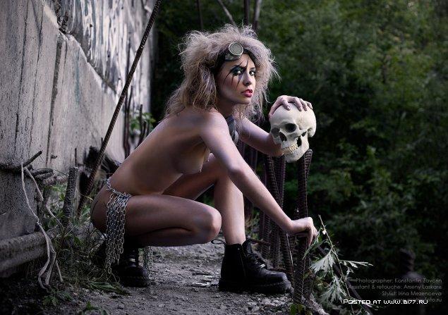"""Шикарное Ню"" - Фотограф Hugo Tumanov"