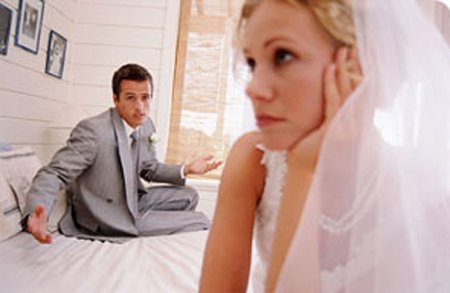 Добрачный секс и супружеский долг