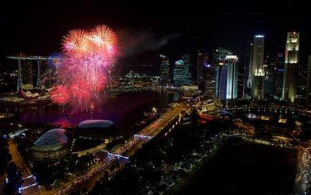 Новогодние фейерверки со всего мира