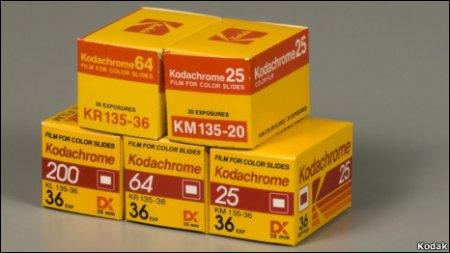 Конец эпохи: проявлена последняя пленка Kodachrome