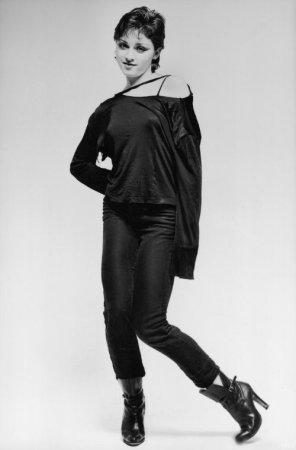Фотосессия Мадонны. 1979 год