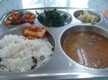 Школьные завтраки разных стран мира