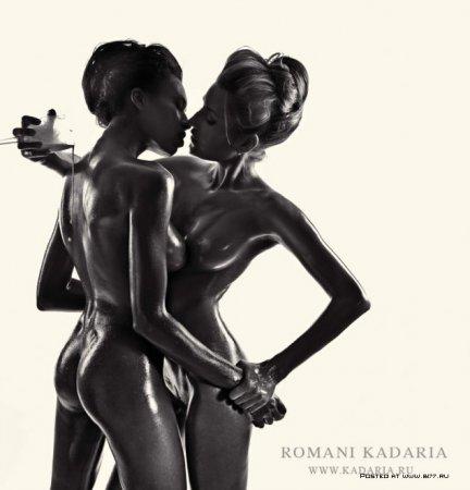 Модный Московский фотограф - Роман Кадария
