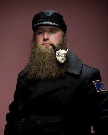 Усачи-бородачи