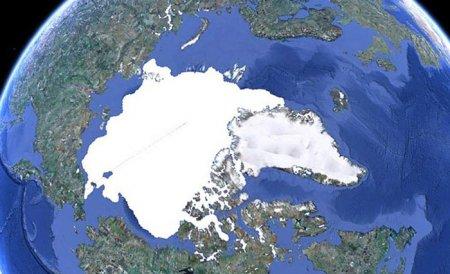 Cеверный полюс 2000 и 2010
