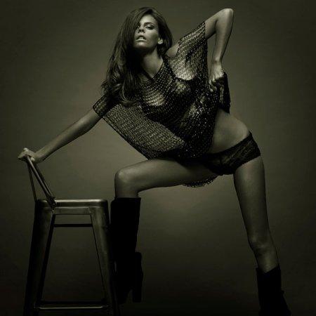 Daniela Freitas для BAMBI Magazine