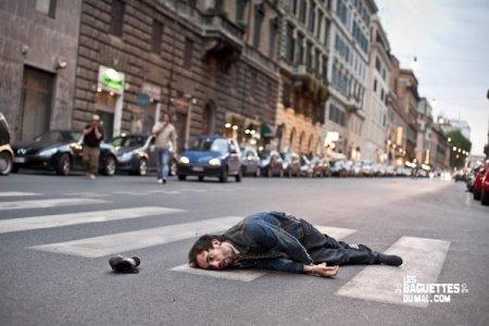 """""""Ты умираешь"""" от итальянских студентов"""