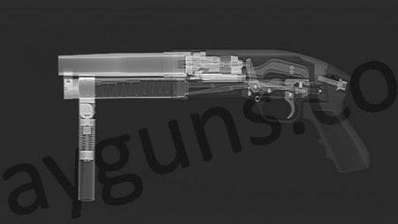 Оружие в рентгеновском аппарате