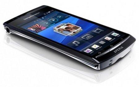 Sony Ericsson Xperia arc – новейший смартфон на Android 2.3