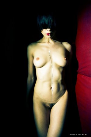 Nude art and fetish photographer - Ludmila Foblova