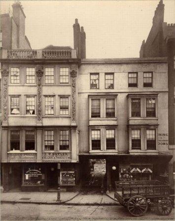 Лондон позапрошлого века
