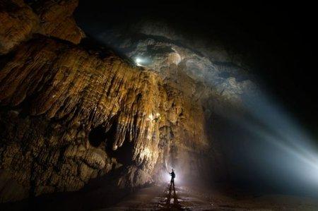 Самая огромная пещера в мире