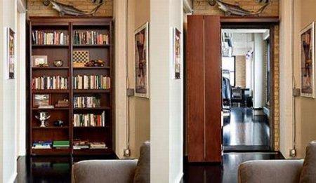Секретные комнаты
