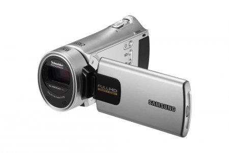 Samsung представляет новые семейные Full HD видеокамеры серии HMX-H300