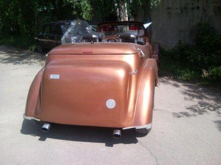 3-х осный кабриолет Москвич 401 Тема от Манон и Ко