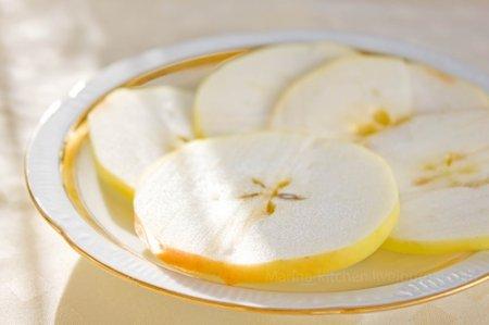 Яблоки в сиропе