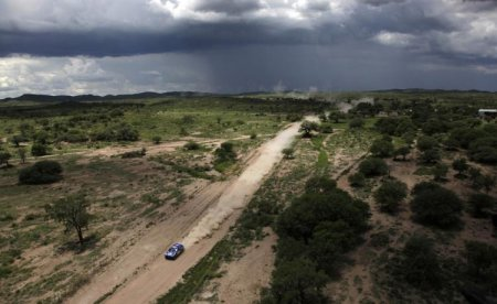 Дакар 2011