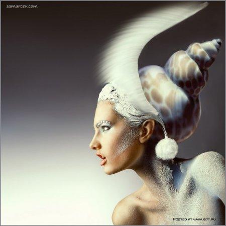 Fashion, Портрет,ART NUDE... Фотограф Андрей Самарцев