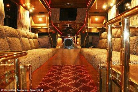 Крутой пати-хаус на колесах