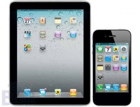 iPad 2 и iPhone 5 могут лишиться физической кнопки Home?