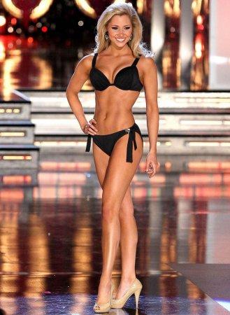 Мисс Америка в бикини