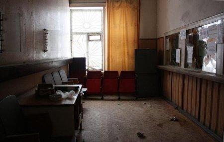 Заброшенное отделение милиции в Тверской области