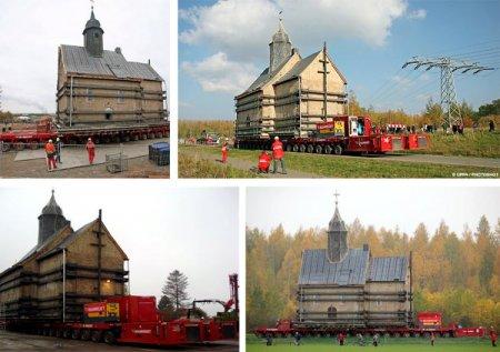 Церковь на колёсах