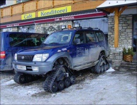 Необычные автомобили