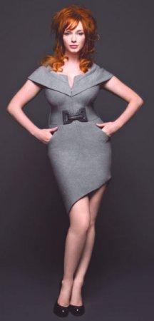 Большие таланты Кристины Хендрикс