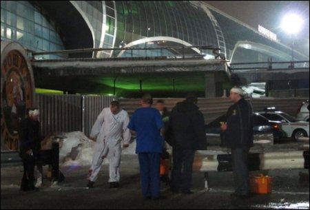 Пострадавших от взрыва в Домодедово уже 168