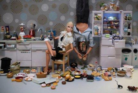 Барби-социопат