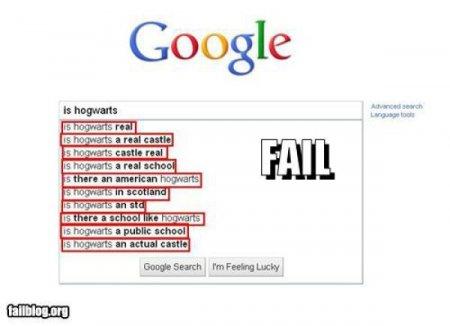 Epic Fails