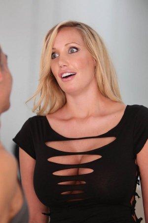 Модель Jenna Bentley