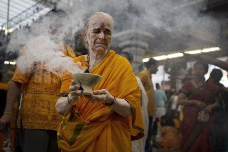 Индусский фестиваль Тхапусам