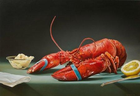 Творческая кухня голландского художника Tjalf Sparnaay