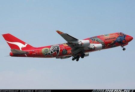 Аэрография на самолетах (3)