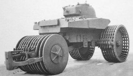 Почти танки...
