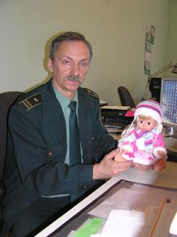 В Башкирии арестованы куклы-пираты